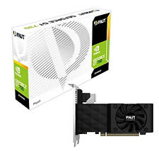 Palit GeForce GT730 DDR3 Nvidia Graphics Card (2GB,PCI Express 2.0,HDMI,DVI,VGA)