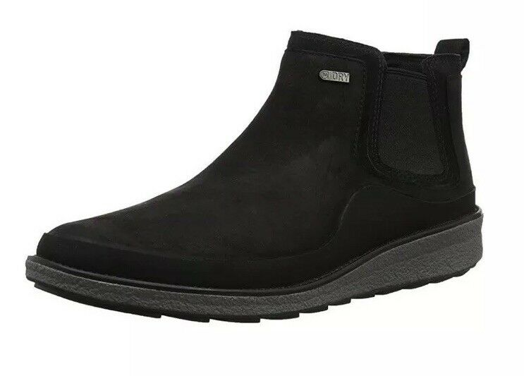 Merrell Women's Tremblant Ezra Chelsea Wp Boots Black Size UK 4
