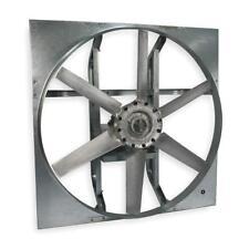 Dayton 42 Dia Exhaust Fan Heavy Duty Belt Drive Less Drive Package