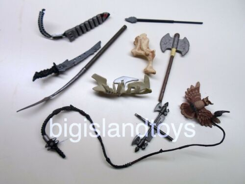 Spawn McFarlane Toys Action Figure Parts Accessories Lots of 10 MULTI-LISTING