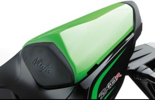 NEW GENUINE KAWASAKI ZX6 ZX6R SINGLE SEAT COVER COWLING 99994-0351-777 Green