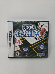 Sega-Casino-Nintendo-DS-Game-Brand-New-Factory-Sealed