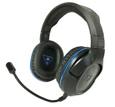 Turtle Beach Stealth 520 Black/Blue Headband Headsets for Sony PlayStation 4