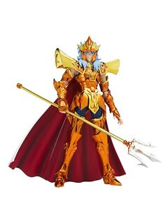 BANDAI-Saint-Seiya-Cloth-Myth-EX-Sea-God-Poseidon-Action-Figure-w-Tracking
