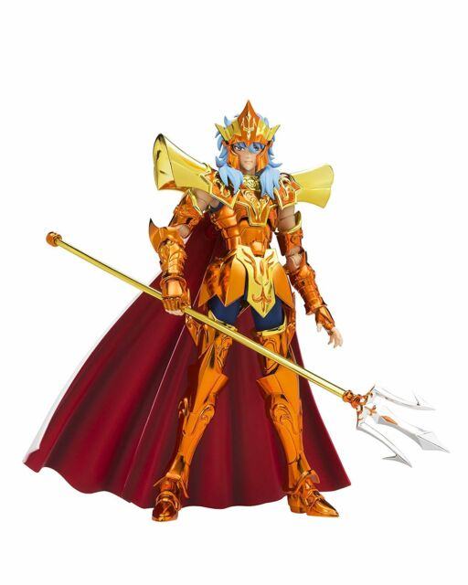 BANDAI Saint Seiya Cloth Myth EX Sea God Poseidon Action Figure w/ Tracking