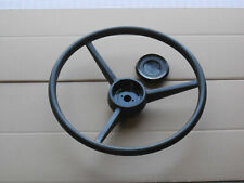 New Listingsteering Wheel And Cap For Ih International 504 5088 5288 544 5488 574 584 606