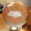 Galaxy-Crystal-Ball-Glass-Clear-3D-Laser-Engraved-Miniatures-Globe-Sphere-Decor thumbnail 2