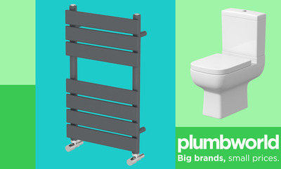 10% off Plumbworld's Best Selling Lines!