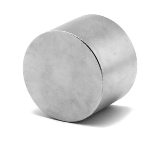 NEODYMIUM ROUND DISC MAGNETS 45 x 25MM SUPER STRONG RARE EARTH 45MM DIA X 25MM