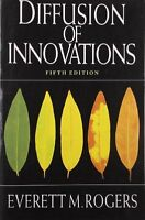 Diffusion Of Innovations, 5th Edition By Everett M. Rogers, (paperback), Free Pr on sale