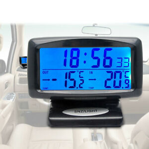 2-in-1-Car-Electronic-Digital-Clock-Car-Indoor-Outdoor-Thermometer-Plastic-Top