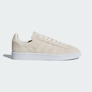 NEW-adidas-130-Men-039-s-Campus-Stitch-and-Turn-Shoes-BB6744-Chalk-White-Cloud