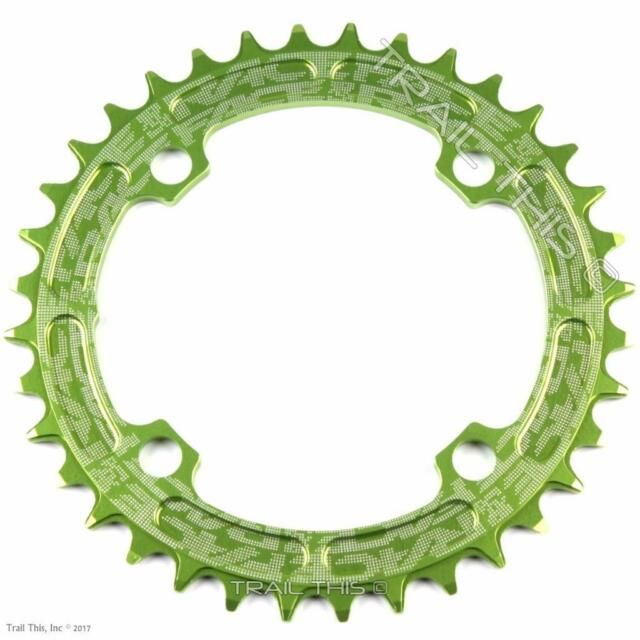 NC Nailed Narrow Wide BCD 104mm Single Chainrings 32T