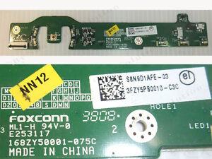 Carte-Fille-Module-Bouton-3FZY5PB0010-C3C-emachines-G620-series-ZY5D