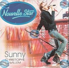CHRISTOPHE WILLEM SUNNY CD SINGLE michal jackson cover : can you feel it NEUF