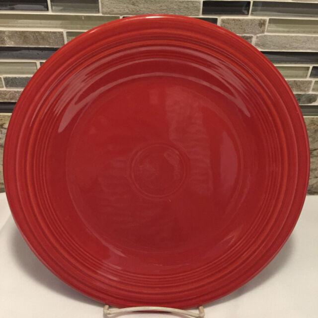 2 Fiesta Dinner Plates PAPRIKA ***NWT*** & Fiesta 10-1/2-inch Dinner Plate Paprika Set of 4 | eBay