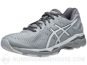 477b1d62ad33 T646N.9601  Men s Asics GEL-Kayano 23 Grey  New  Retail Price   160 ...