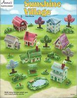 Sunshine Village Plastic Canvas Instruction Patterns Annie's Gina Woods