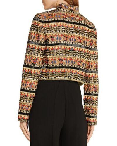 Embellished M Olivia Alice Size Jacket Multicolor Mikayla Nwt YSHwE8