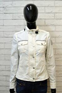 Giacca-Donna-REFRIGUE-Taglia-Size-M-Giubbotto-Jacket-Woman-Impermeabile-Nylon