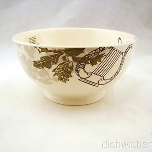 Lenox-VINTAGE-JUBILEE-Alice-Drew-All-Purpose-Bowl-s-6-1-4-034-x-3-1-4-034-NEW-Sticker
