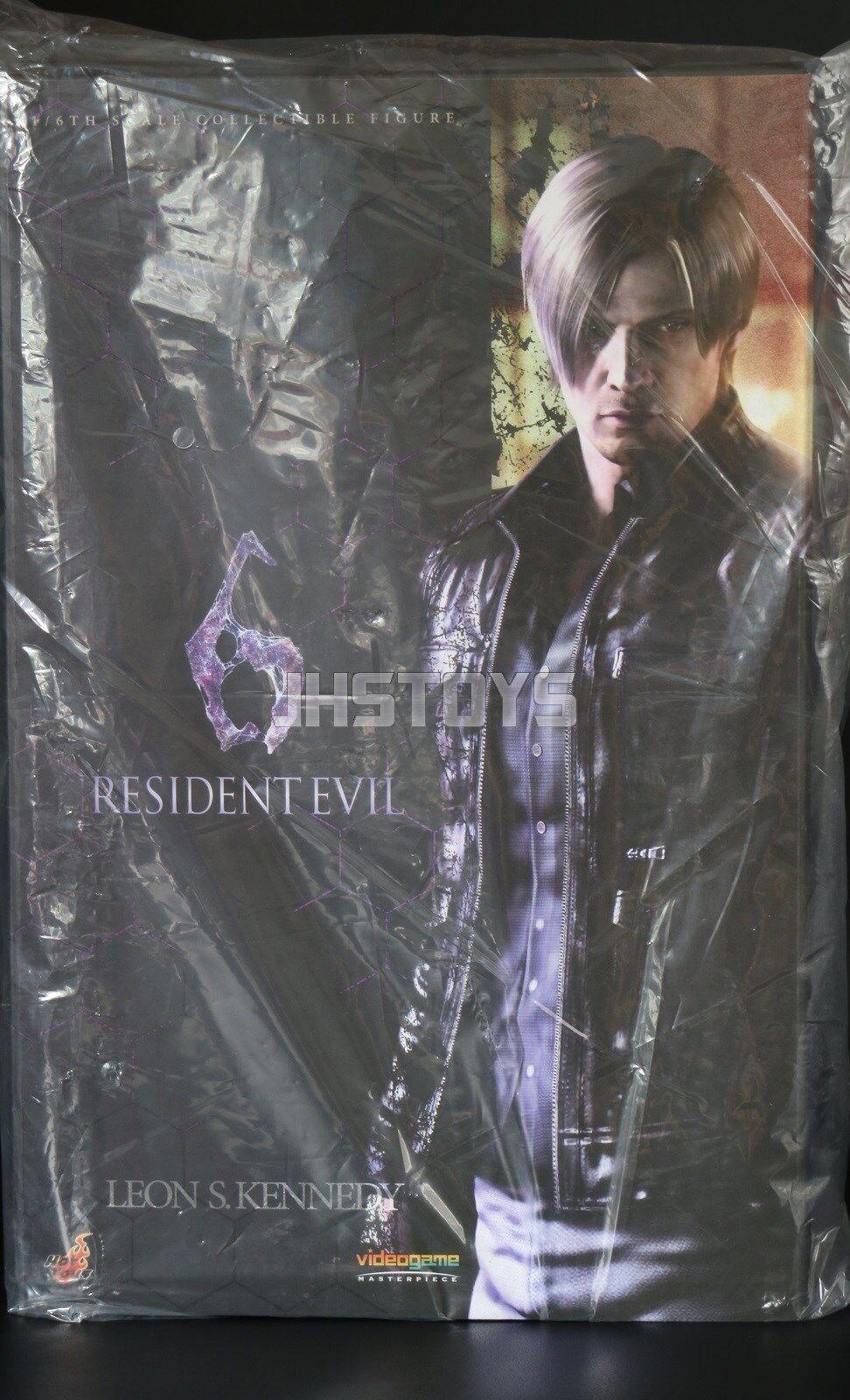 Hot Toys 1/6 Resident Resident Resident Evil Biohazard 6 Leon S. Kennedy VGM22 d56c80