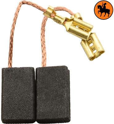 8x14x19.5mm Spazzole di Carbone AEG KH 5ES martello Con arresto auto