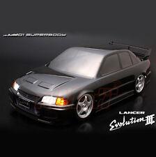 ABC Hobby Mitsubishi Lancer Evolution III 190mm Body Set For 1/10 OZRC