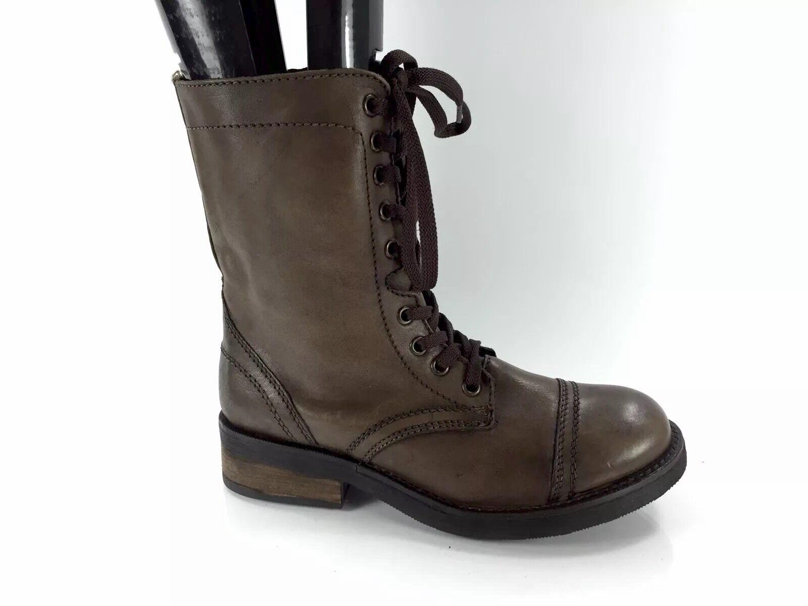 Zigi Soho Womens Brown Leather Boots 7.5 M