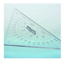 Blundell Harling Portland Navigational Triangle 200mm Set Square Ref 0656.63