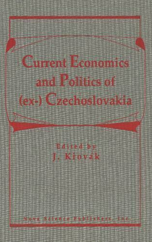 Current Politics and Economics of Europe : Vol 7 & 8, Hardcover by Krovak, J....