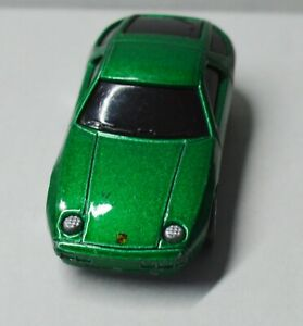 Mattel Hot Wheels 1978 Green Porsche 1/64 Vintage Diecast Toy Race Car