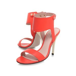 Orange Heel Uk Sale 37 Carvela Stiletto Shoes Closure Eu 4 qdwxCS