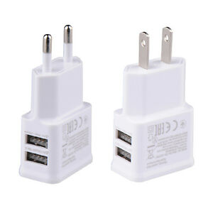 1A-2A-AMP-Fast-Dual-Twin-2-Port-USB-Charger-US-EU-Mains-Wall-Plug-Adapter