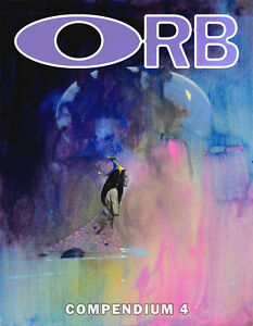ORB-COMPENDIUM-Vol-4-Giant-250-page-Book-Art-Techniques-More-MIKE-HOFFMAN