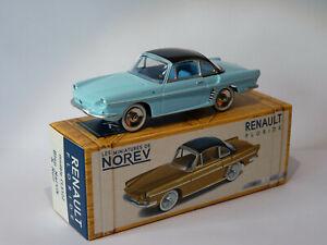 Renault-Floride-au-1-43-de-norev-conception-comme-dinky-toys-solido-cij