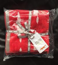 Scion Mr Fox Towel Set/ Gift- Set Of 2 Towels.