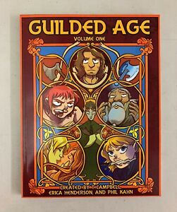 Guilded-Age-Vol-1-2011-Paperback-T-Campbell-Phil-Kahn