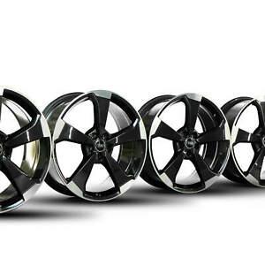 Audi-A3-S3-RS3-8V-Felgen-8-0J-x-20-ET-39-Rotor-Alufelgen-80A601025AQ-NEU