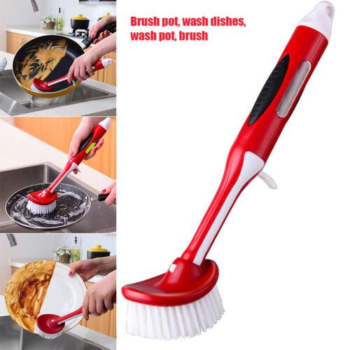 Reinigungsflüssigkeit Scrubber Küche Haushalt Topfbürste Geschirrspülbürste