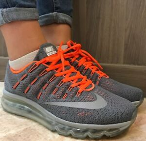 Nike Uk Air 5 Orange Max 5 Gris ggrRq