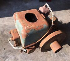 Rare Hi Speed Fairbanks Morse Z 1 12 Hp Gas Engine Hit Miss Project Style D