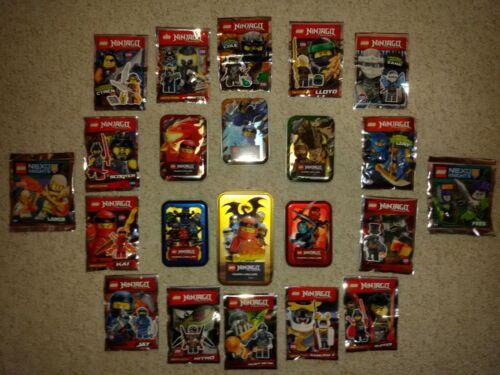 Lego Ninjago Nexo Knight Figuren zum aussuchen...neu ovp Teil 4