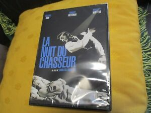 DVD-NEUF-034-LA-NUIT-DU-CHASSEUR-034-Robert-MITCHUM-Shelley-WINTERS-Lillian-GISH