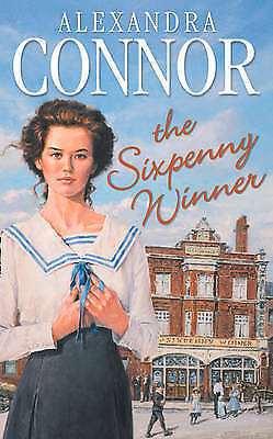 """""""AS NEW"""" Connor, Alexandra, The Sixpenny Winner Book"""