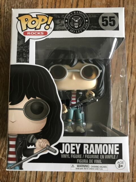 Vinyl Figure Joey Ramone Funko Pop