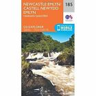 Newcastle Emlyn, Llandysul and Cynwyl Elfed by Ordnance Survey (Sheet map, folded, 2015)