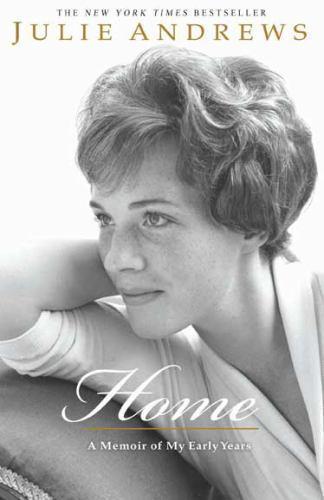 Home: A Memoir of My Early Years, Julie Andrews, 0786884754, Book, Good