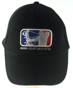 Major-League-Bowhunters-Embroidered-Fitted-Medium-Large-Cap-Hat