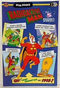 KRUSTY COMICS # 3 Macchia Nera, 1999